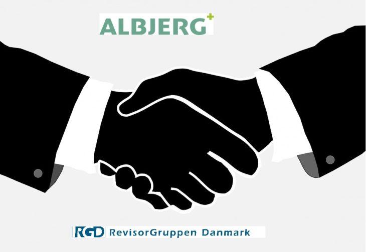 Albjerg medlem af RevisorGruppen Danmark