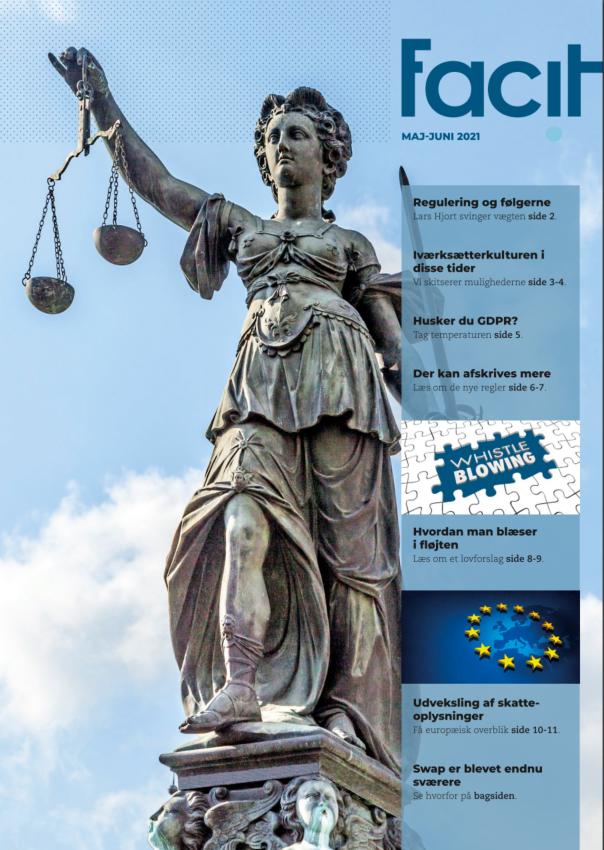 FACIT maj-juni 2021 - selvstændig m.v.